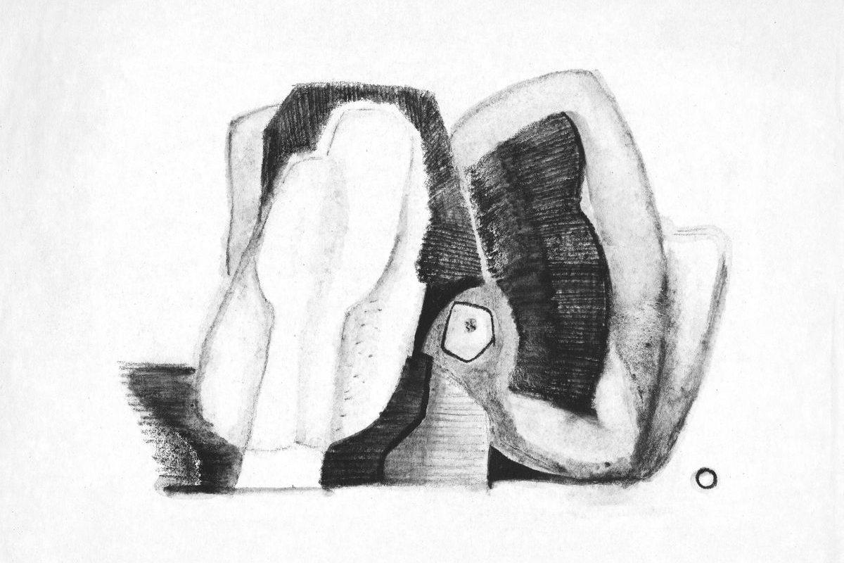 Absztrakt kompozíció, 1969-70