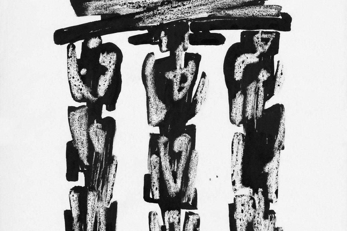 Kariatidák, 1968