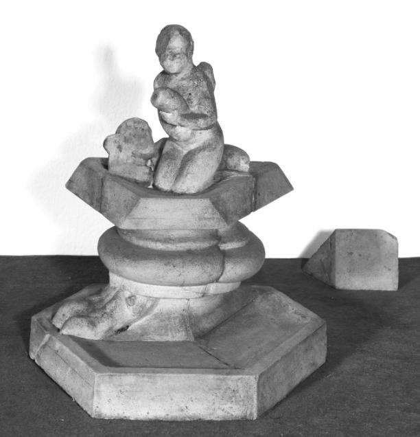 Díszkút pályázat, Kőszeg, 1982–83