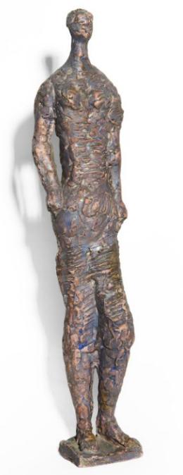 Hosszú figura, 1961