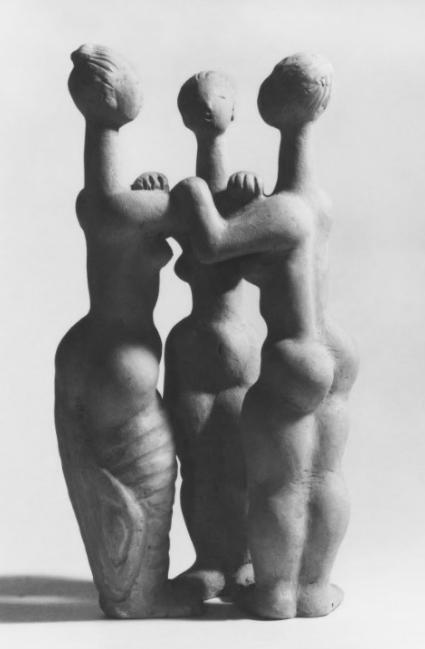 Három grácia, 1964