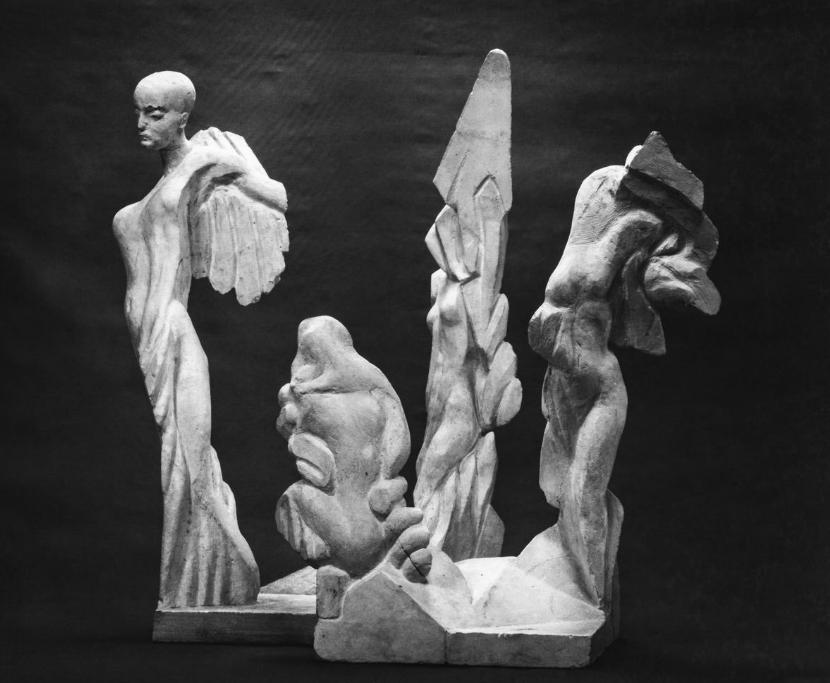 Akvárium-jelenet az Atlantisz sorozatból, 1990