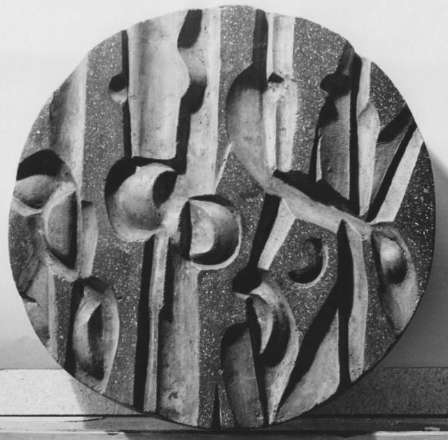 Tondo II., 1971