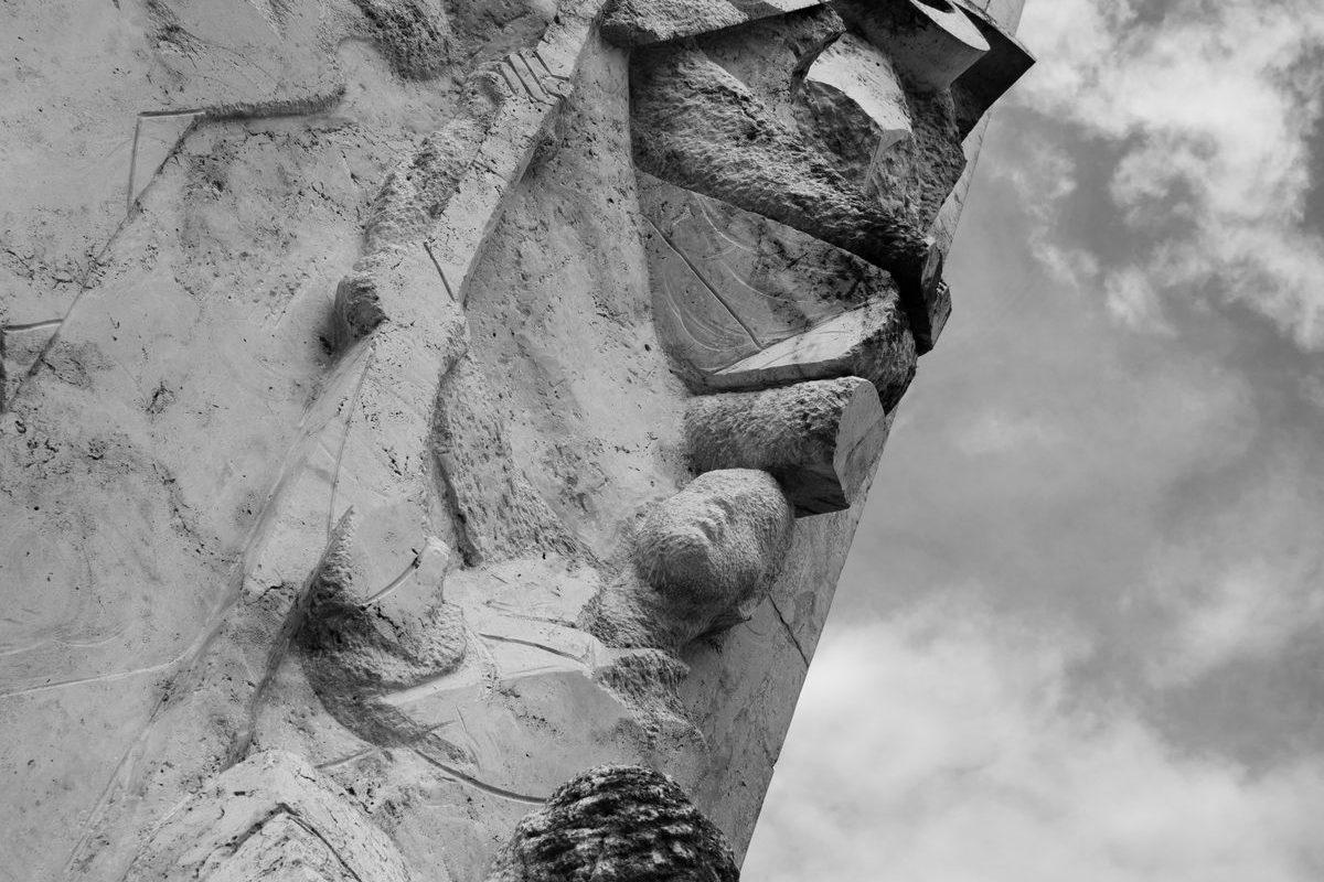 Tabáni '56-os emlékmű (részlet), 1996–2001